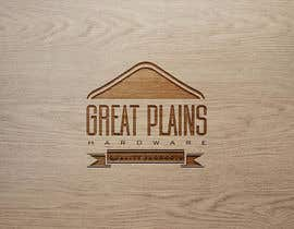 #68 for Design a Logo for Great Plains Hardware by ASHERZZ