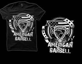 #29 for Design a T-Shirt for AmericanBarbell.com af simrks