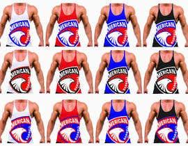 #53 for Design a T-Shirt for AmericanBarbell.com af Gletjr