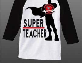 kimkhoy tarafından Design a T-Shirt for Teachers to wear on Friday's için no 5