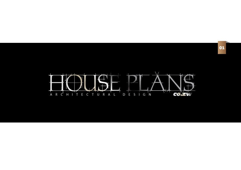 #59 for Design a Logo for HOUSE PLANS Architectural Company by creativeartist06