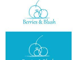 #55 cho Design a Logo for Berries and Blush bởi arkwebsolutions