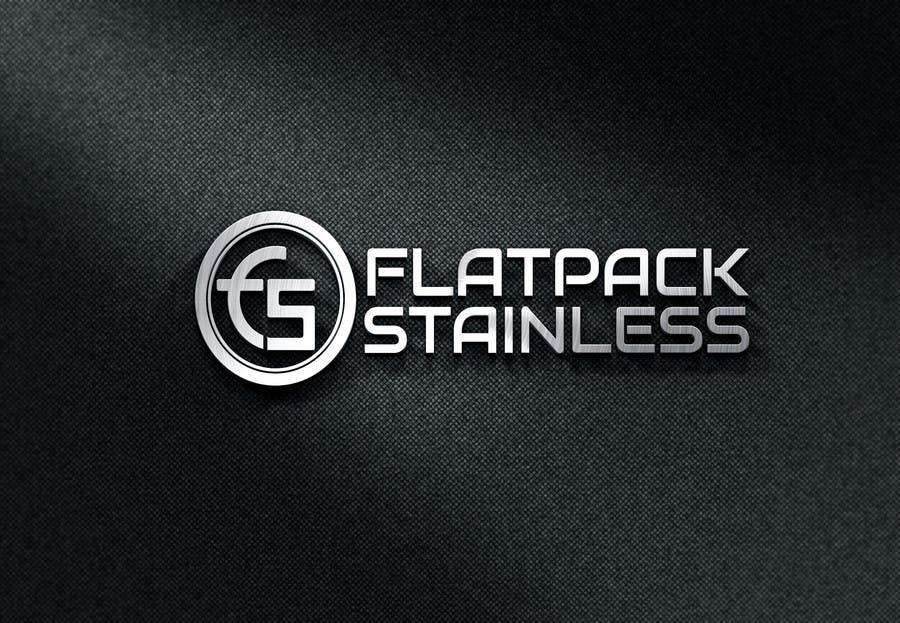 Penyertaan Peraduan #8 untuk Design a Logo for Stainless Steel Company