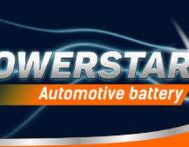 lualparedes tarafından Design a Banner for automotiva battery label için no 24