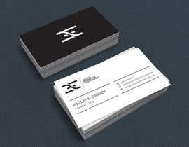 #2 untuk Design Business Cards for EIE oleh shyRosely