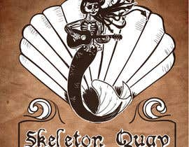 #17 untuk Design a Logo for a PIRATE Cabaret Band! oleh mchamber
