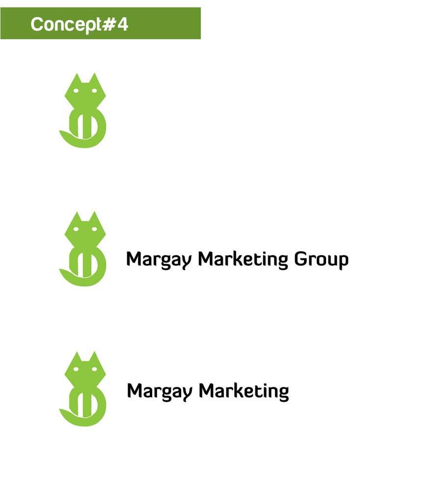 Konkurrenceindlæg #9 for Simple Logo Design: Margay Marketing Group