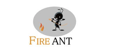 bouchtiba23 tarafından Design a Logo for Fire Ant fire suppression system için no 12