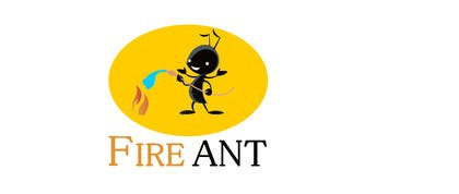bouchtiba23 tarafından Design a Logo for Fire Ant fire suppression system için no 13