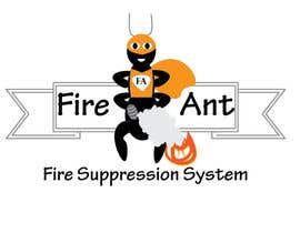 #51 cho Design a Logo for Fire Ant fire suppression system bởi dellcounsel