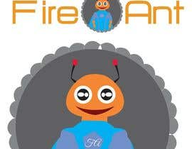 piratebay tarafından Design a Logo for Fire Ant fire suppression system için no 42
