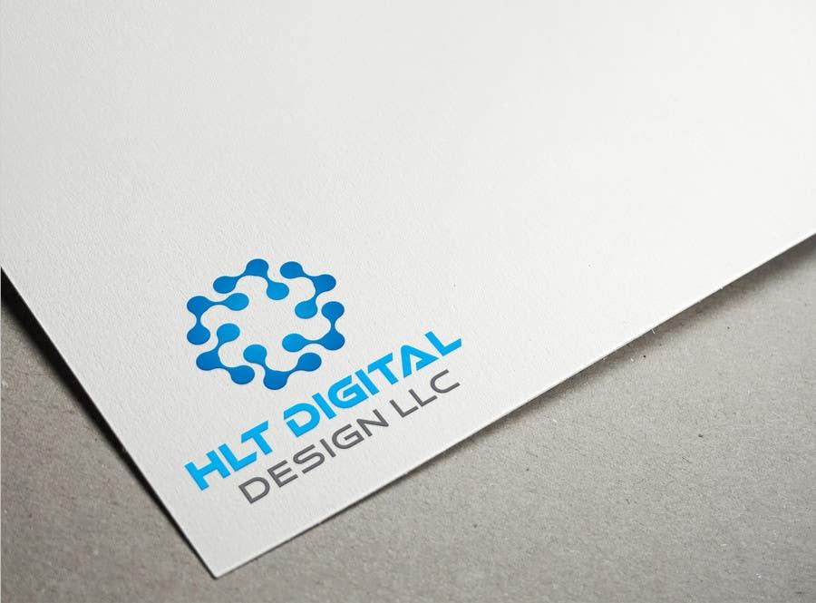 Company logo and website design