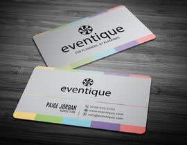 #25 untuk Design Stationery for events company oleh anikush