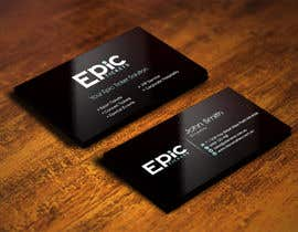 #49 untuk Design some Business Cards for a Ticket Business oleh IllusionG