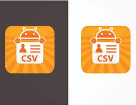nº 309 pour Icon or Button Design for an android application of dutchandroid.nl par colgate