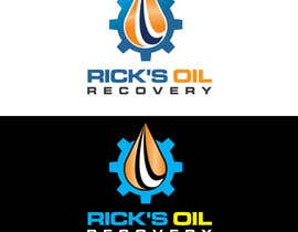 #42 untuk Design a Logo for Rick's Oil Recovery oleh james97