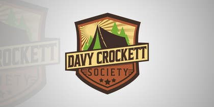 #36 untuk Design a Logo for The Davy Crockett Society oleh johanfcb0690