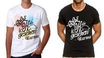 Graphic Design Inscrição do Concurso Nº11 para Vector Design for T-Shirts | a fancy quote