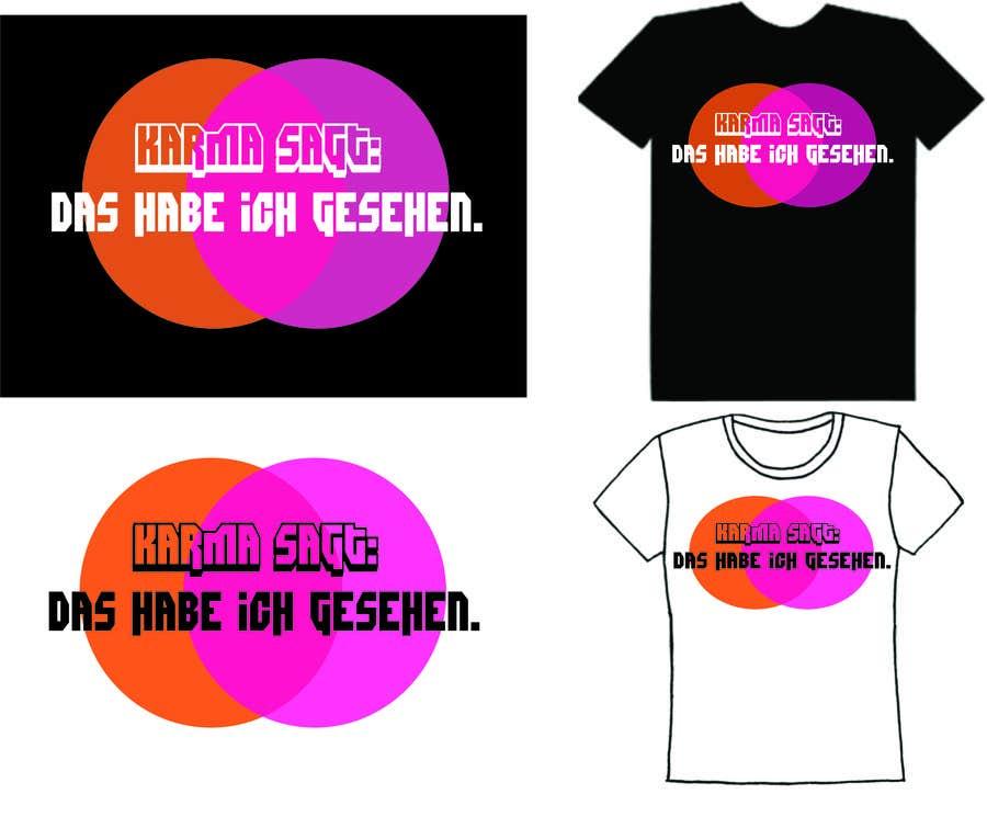 Inscrição nº 29 do Concurso para Vector Design for T-Shirts | a fancy quote