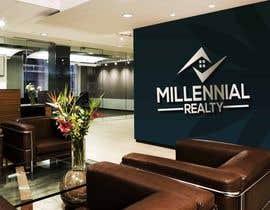 #55 untuk Millennial Logo oleh saonmahmud2