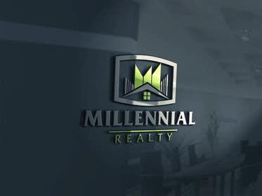 johanfcb0690 tarafından Millennial Logo için no 5