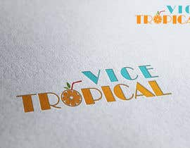 #35 cho Design a Logo for Vice Tropical bởi Gulayim