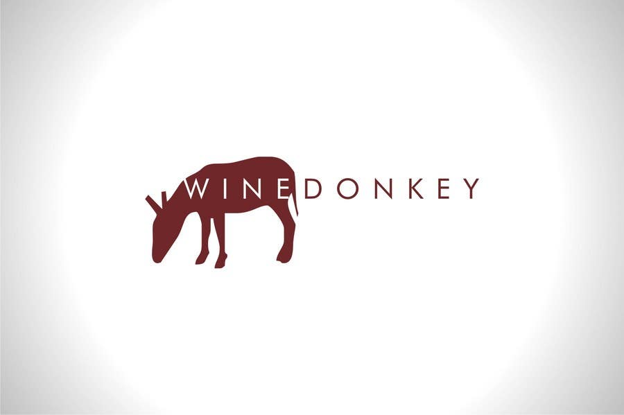 Contest Entry #541 for Logo Design for Wine Donkey