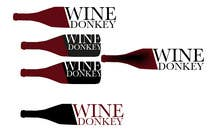 Graphic Design Contest Entry #217 for Logo Design for Wine Donkey
