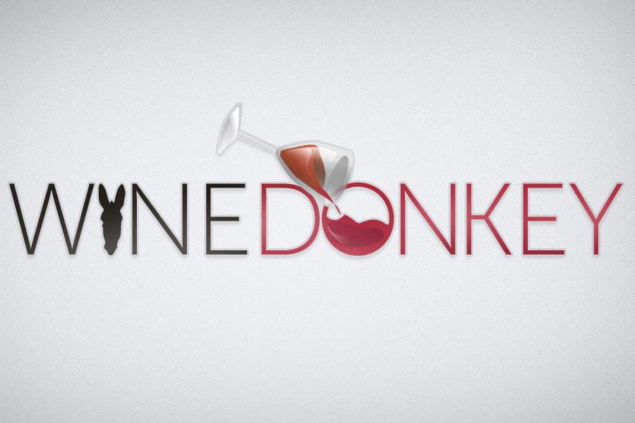 Contest Entry #288 for Logo Design for Wine Donkey