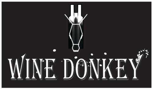 Inscrição nº 540 do Concurso para Logo Design for Wine Donkey