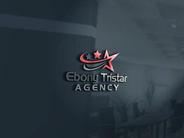 #9 cho Design a Logo for Ebony Tristar (Consumer Electronics Sales Agency) bởi olja85