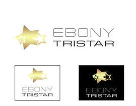 #23 for Design a Logo for Ebony Tristar (Consumer Electronics Sales Agency) by ToDo2ontheroad