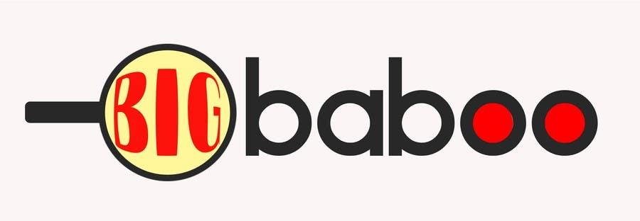 Bài tham dự cuộc thi #                                        93                                      cho                                         BigBaboo logo