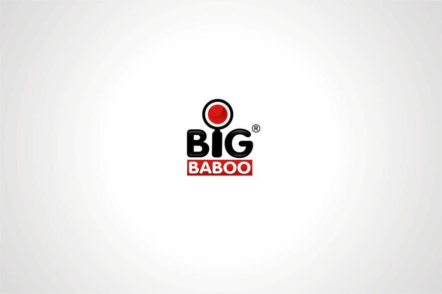 Bài tham dự cuộc thi #                                        115                                      cho                                         BigBaboo logo