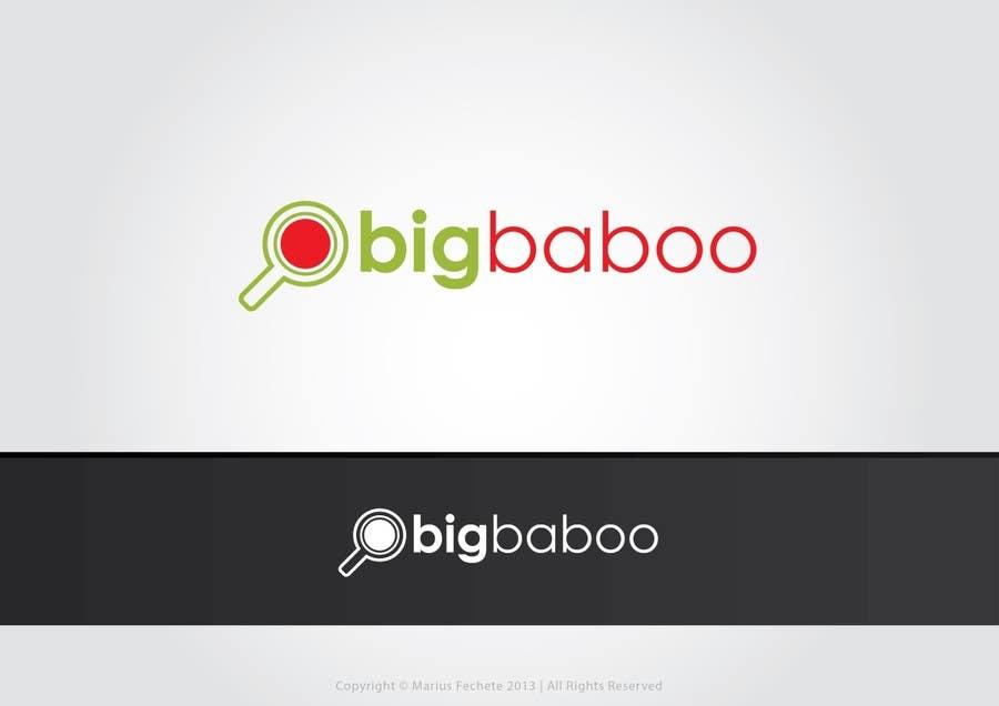 Bài tham dự cuộc thi #                                        80                                      cho                                         BigBaboo logo