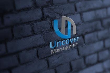 #64 untuk Design a Logo for Uncover Management oleh smnoyon55