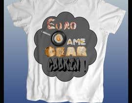 #3 untuk Design a T-Shirt for Cookin! oleh DigitalEditors
