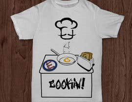 #13 for Design a T-Shirt for Cookin! af piriarteurdiain
