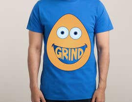 "#9 cho Design a T-Shirt for ""Grind"" bởi sandrasreckovic"