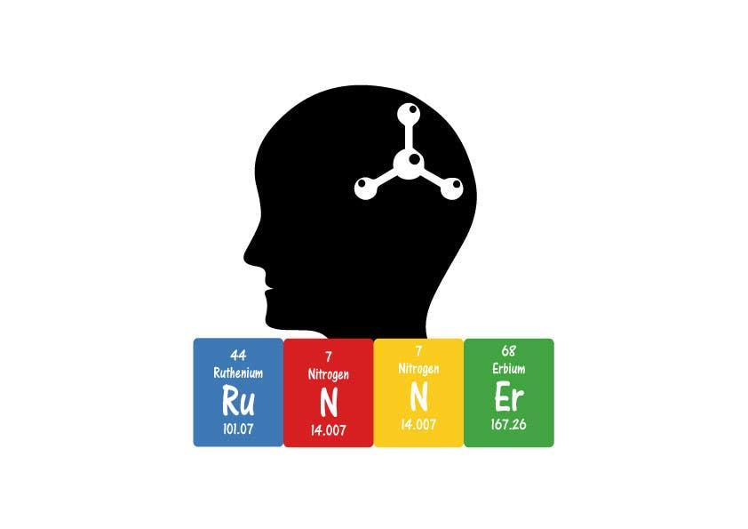 Bài tham dự cuộc thi #9 cho Design a T-Shirt for Science student who love running