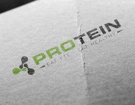 #122 untuk Logo design for PROTEIN oleh Minimized