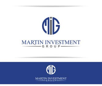 #103 cho Design a Logo for Martin Investment Group bởi SergiuDorin