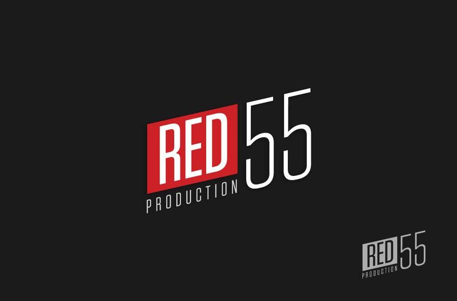 Bài tham dự cuộc thi #                                        214                                      cho                                         Logo for Red55 Production