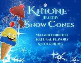 ramzes1927 tarafından Khione Snow Cones Banner için no 18