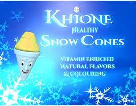 rapthor tarafından Khione Snow Cones Banner için no 5