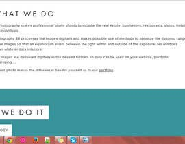 #2 untuk Make a custom CSS for Squarespace Website (MARQUEE template) oleh crea2boy