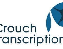 #23 cho Design a Logo for Crouch Transcription bởi xtxskif