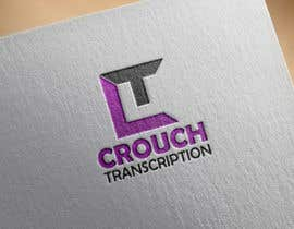 #4 cho Design a Logo for Crouch Transcription bởi hemanth421992