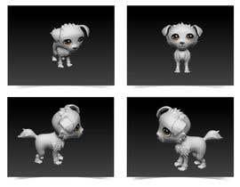#40 untuk Create a adorable 3D pet oleh webdevvn