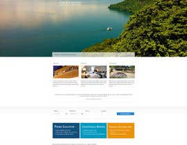 #19 para Hotel website design template por Macroads
